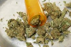 Marijuana. Krukaaffär i Amerika. Royaltyfri Fotografi