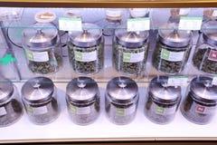 Marijuana médica Imagens de Stock