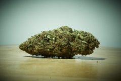 Marijuana médica RX Imagens de Stock