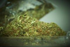 Marijuana RX Royalty Free Stock Photos