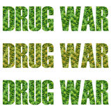 Drug War  Stock Images