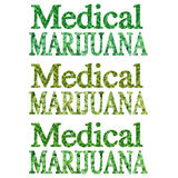 Marijuana RX Stock Photos