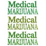 Marijuana RX Stock Photos