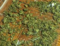 Marijuana RX Royalty Free Stock Image