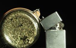 Marijuana Royalty Free Stock Image