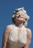 Marilyn Comes aan Palm Springs stock fotografie