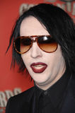 Marilyn Manson foto de stock royalty free