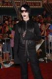 Marilyn Manson Royalty Free Stock Photo