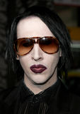 Marilyn Manson Photo libre de droits