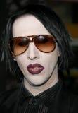 Marilyn Manson Lizenzfreies Stockfoto