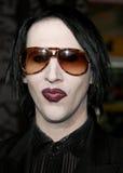 Marilyn Manson stock photo