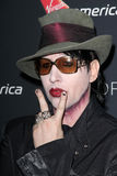 Marilyn Manson Stock Image