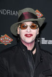 Marilyn Manson. At the 5th Annual Sunset Strip Music Festival, Skybar, West Hollywood, CA 08-17-12 Royalty Free Stock Photos