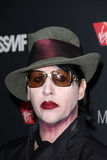 Marilyn Manson. At the 5th Annual Sunset Strip Music Festival, Skybar, West Hollywood, CA 08-17-12 Royalty Free Stock Images