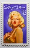 Marilyn Monroe Arkivbild