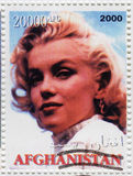 Marilyn Monroe foto de stock royalty free