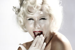 Marilyn Monroe 2 Photo stock