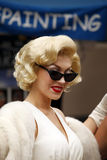 Marilyn Monroe Stock Photography