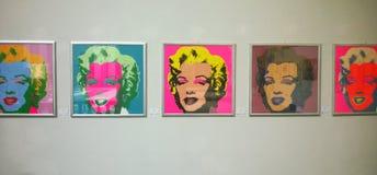 Marilyn Monroe Foto de Stock