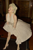 Marilyn Monroe. Lifesize Marilyn Monroe statue at the St. Gregory Hotel And Suites hotel in Washington D.C Stock Image