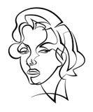 Marilyn Monroe. Royalty Free Stock Photo