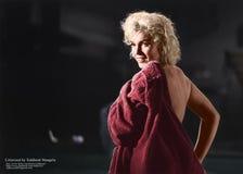 Marilyn Monroe portrait Stock Photography