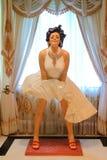 Marilyn monroe statue Royalty Free Stock Image