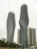 The Marilyn Monroe Towers Stock Photos