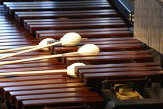 Marimba Royalty Free Stock Photography