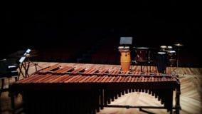 Marimba del concierto imagen de archivo libre de regalías