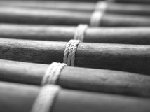Marimba en bois Image stock