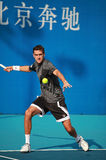 Marin Cilic of Croatia, tennis star Royalty Free Stock Photography