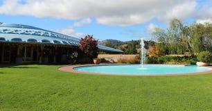 Marin County Civic Center-Dachspitze Lizenzfreies Stockfoto