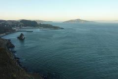 Marin County van Golden gate bridge Royalty-vrije Stock Afbeelding