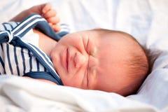 Marin nouveau-né photos stock