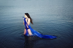 marin- sensuality arkivfoto