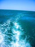 Marin- väg Arkivfoto