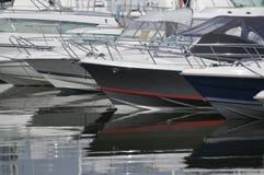 marina łódkowaty sport Fotografia Royalty Free