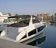marina łódkowata przyjemność Obrazy Stock