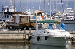 marina Fotografering för Bildbyråer