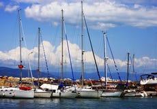 Marina Imagen de archivo