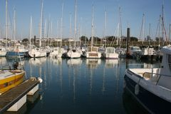Marina Royalty Free Stock Images