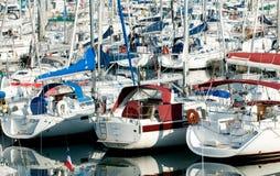 marina Royaltyfri Bild