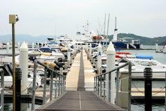 Marina Royalty Free Stock Photos