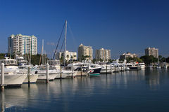 Marina Royalty Free Stock Photography