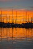 marina royalty-vrije stock foto
