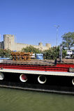 The marina of Aigues-Mortes Royalty Free Stock Images