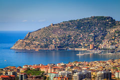 Marina in Alanya Royalty Free Stock Image