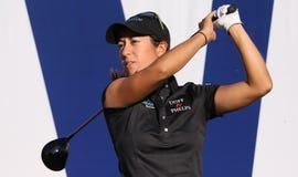 Marina Alex au tournoi 2015 de golf d'inspiration d'ANA photographie stock libre de droits