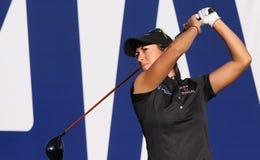 Marina Alex przy ANA inspiraci golfa turniejem 2015 Fotografia Royalty Free